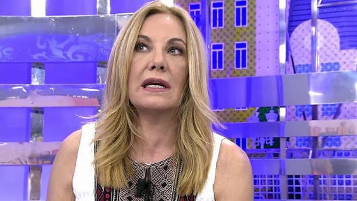 belen ro fuera de Telecinco