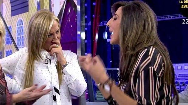 Paz Padilla se enfrenta a Belén Esteban
