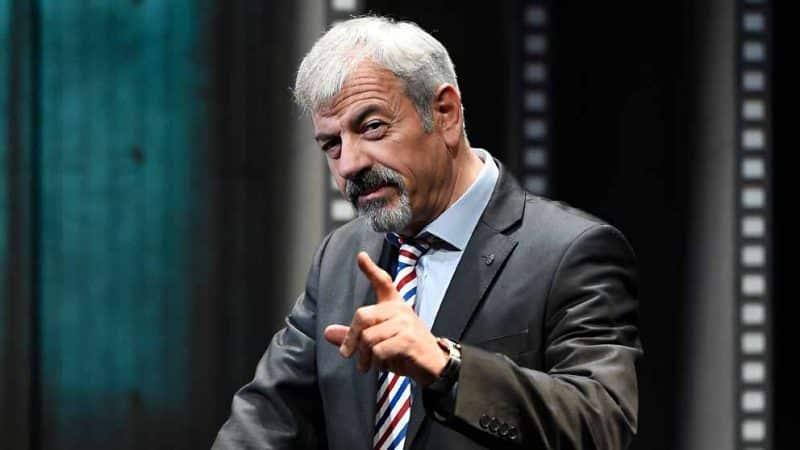 Carlos Sobera en Telecinco