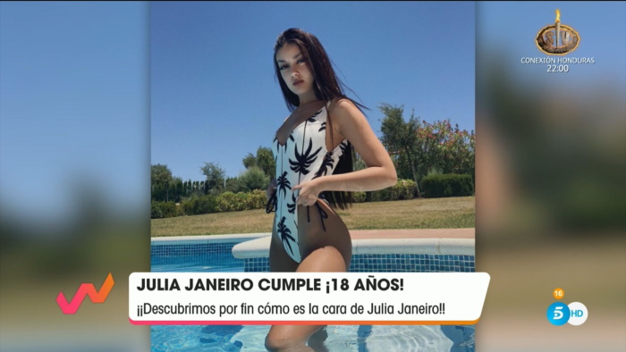 julia janeiro viva la vida