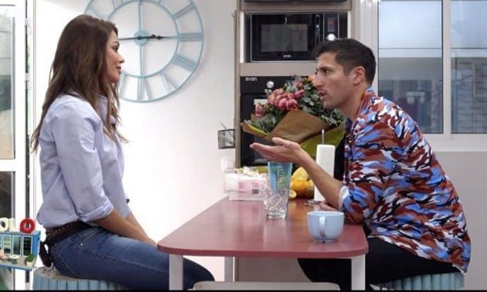 Lara Álvarez tuvo una cita con Gianmarco en Solo sola