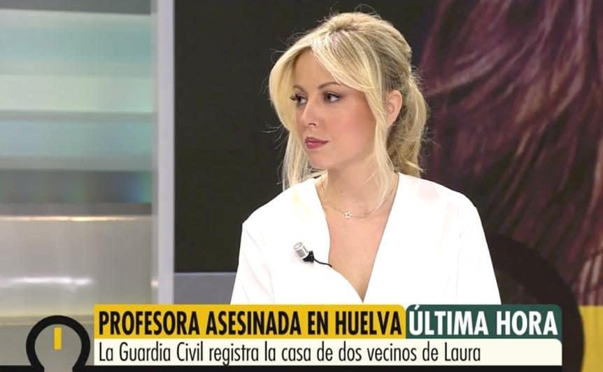 Ana Villarrubia nuera de Ana Rosa Quintana