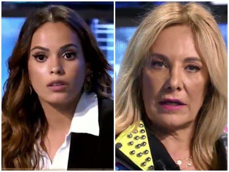 Gloria Camila y Belén Rodríguez