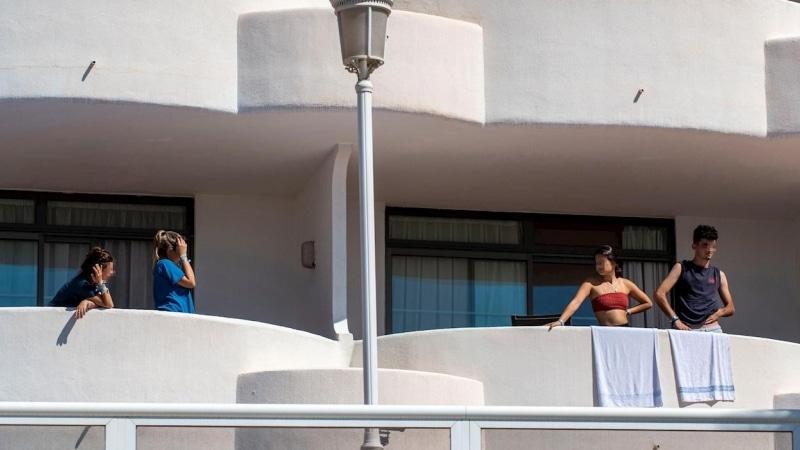 mallorca covid hotel