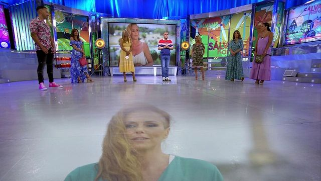 Rocio Carrasco compañeros Sálvame