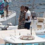 Ana Soria Enrique Ponce amor barco divorcio