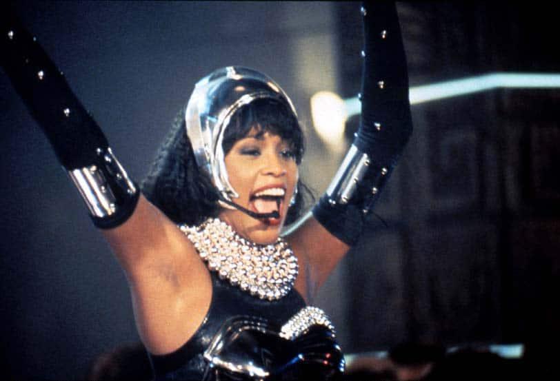 Whitney Houston El Guardaespaldas