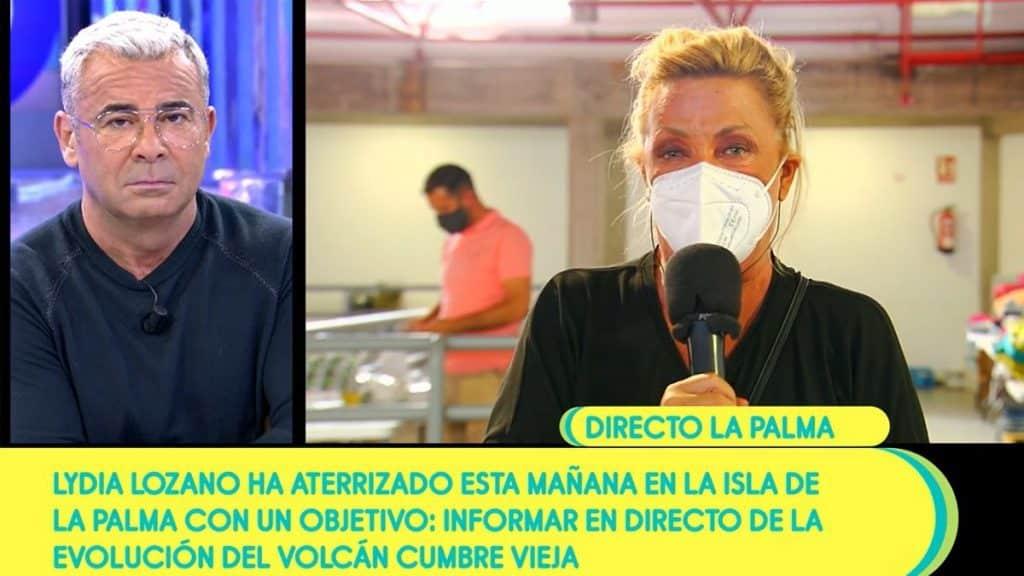 Lydia Lozano directo La Palma