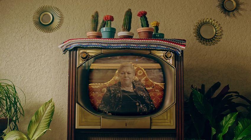 Paquita la del Barrio videoclip Beatriz Luengo