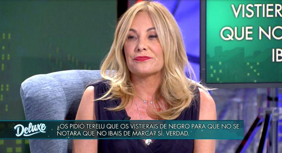 Belén Rodríguez vestidos de marca